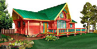 Build your custom design log home with us, cheap, Ireland, UK