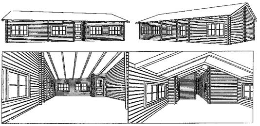 Internal sketched views