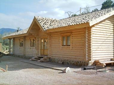 Bespoke log cabin kit design